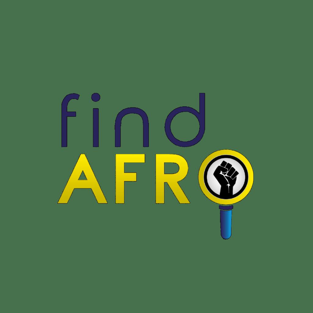 FindAfro Logo - Entrepreneurs, Entreprises, Evenements, Annuaires, Projets Afro