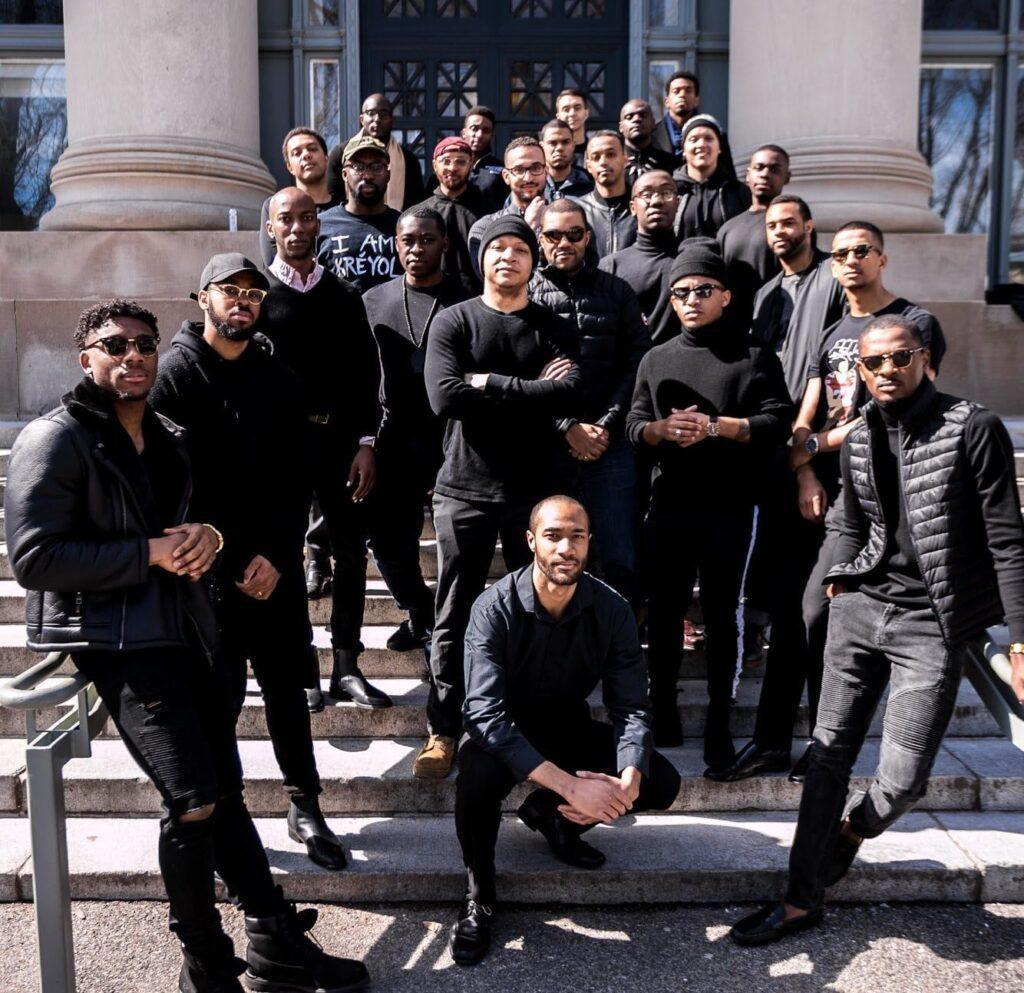 Harvard University Lawschool Class of 2021 - men