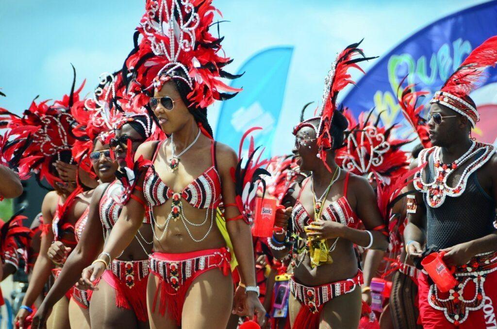 Carnaval à la Barbade