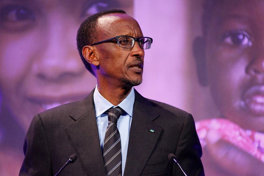 Paul Kagame - President du Rwanda